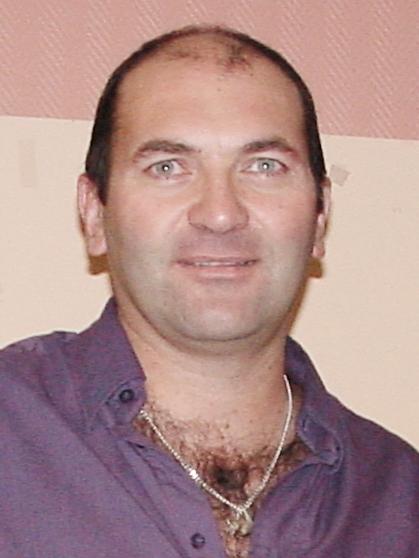 Notre Président : Franck DEMERCASTEL